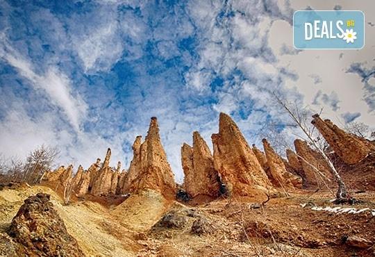 Екскурзия за 1 ден до Ниш и Дяволския град: транспорт и екскурзовод