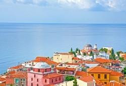На плаж и екскурзия до Кавала, Гърция! 2 нощувки в Oceanis Hotel 3*, транспорт и възможност за посещение на о. Тасос! - Снимка