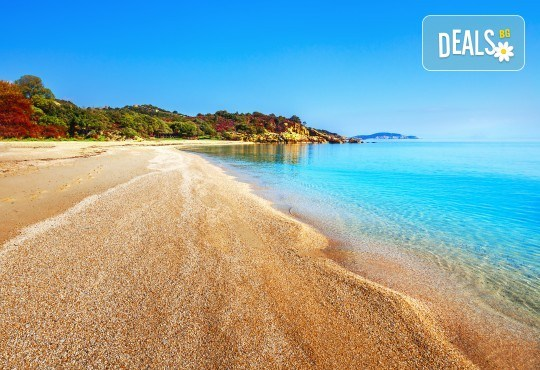 Екскурзия до Кавала с плаж на Неа Ираклица и Неа Перамос: 1 нощувка и закуска, транспорт