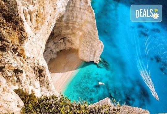 Септемврийски празници на о. Закинтос - перлата на Йонийско море! 3 нощувки със закуски в хотел 3*, транспорт и екскурзовод! - Снимка 2