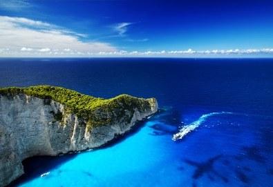 Септемврийски празници на о. Закинтос - перлата на Йонийско море! 3 нощувки със закуски в хотел 3*, транспорт и екскурзовод! - Снимка