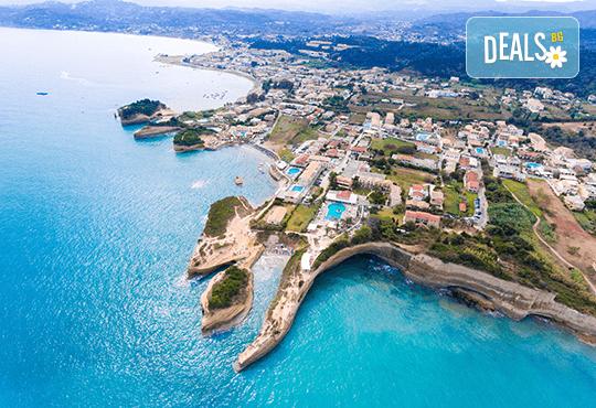 Септемврийски празници на остров Корфу, Гърция! 3 нощувки със закуски в Popi Star Hotel 2*, транспорт и водач - Снимка 4