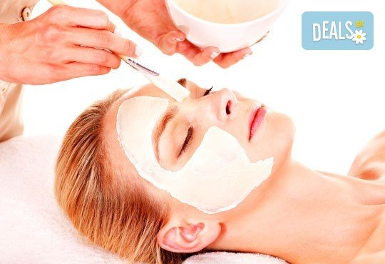 Микроиглена мезотерапия на лице с дермапен и геникс серум за подмладяване и нанасяне на кислородна маска в Изабел Дюпонт студио и магазин за красота! - Снимка 3