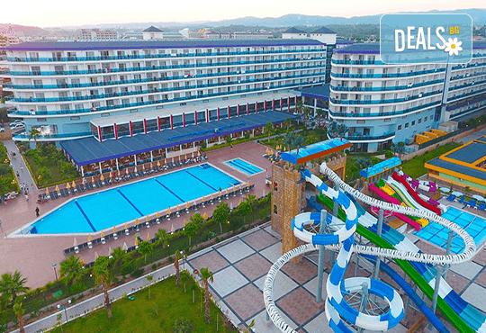 Почивка през септември в Eftalia Marin Resort 5*, Анталия - Алания, с BELPREGO Travel! 7 нощувки на база Ultra All Inclusive, възможност за транспорт - Снимка 2