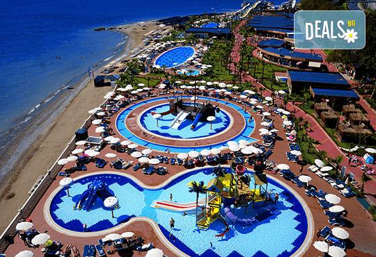 Почивка през септември в Eftalia Marin Resort 5*, Анталия - Алания, с BELPREGO Travel! 7 нощувки на база Ultra All Inclusive, възможност за транспорт - Снимка 1