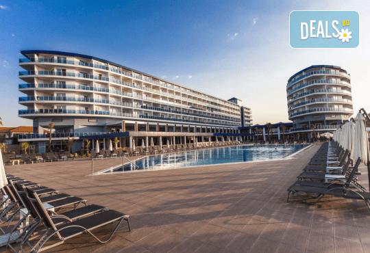 Почивка през септември в Eftalia Marin Resort 5*, Анталия - Алания, с BELPREGO Travel! 7 нощувки на база Ultra All Inclusive, възможност за транспорт - Снимка 3