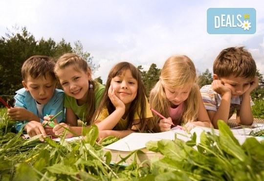5-дневна или месечна целодневна лятна занималня за деца от 6 до 11 години с игри на открито, екскурзии и арт изкуства от Слънчеви приказки! - Снимка 3