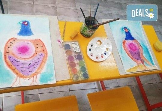 5-дневна или месечна целодневна лятна занималня за деца от 6 до 11 години с игри на открито, екскурзии и арт изкуства от Слънчеви приказки! - Снимка 14
