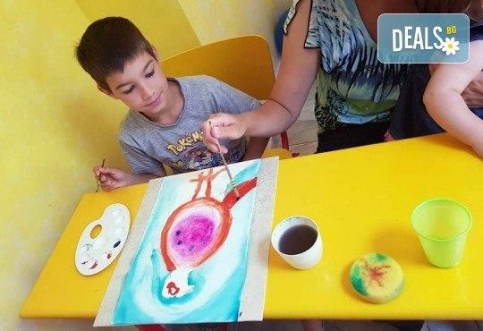 5-дневна или месечна целодневна лятна занималня за деца от 6 до 11 години с игри на открито, екскурзии и арт изкуства от Слънчеви приказки! - Снимка 15