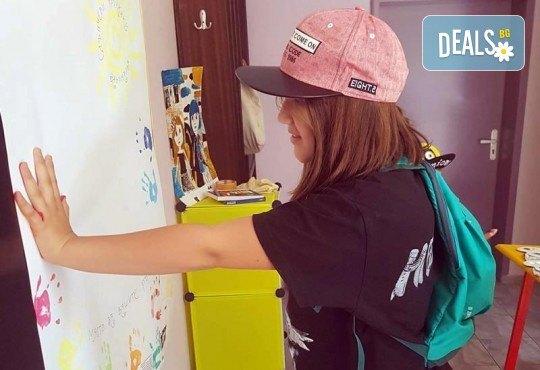 5-дневна или месечна целодневна лятна занималня за деца от 6 до 11 години с игри на открито, екскурзии и арт изкуства от Слънчеви приказки! - Снимка 7