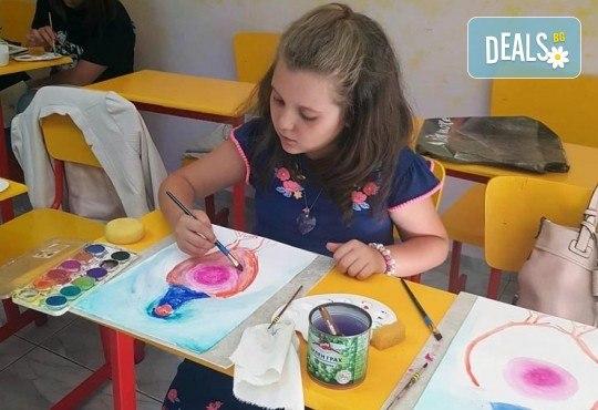 5-дневна или месечна целодневна лятна занималня за деца от 6 до 11 години с игри на открито, екскурзии и арт изкуства от Слънчеви приказки! - Снимка 12