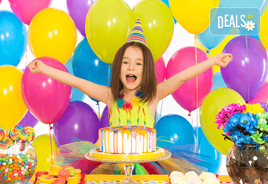 Рожден ден за до 10 деца - 3 часа наем на зала, рисунки на лица, аниматор и меню за всяко дете от Парти център замръзналото кралство - Люлин! - Снимка 1
