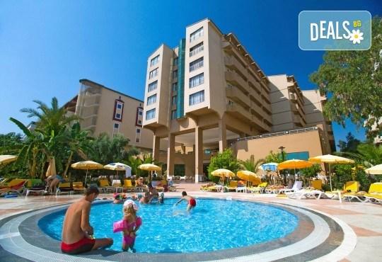 Почивка през септември в Stella Beach Hotel 5*, Алания, с BELPREGO Travel ! 7 нощувки на база All Inclusive, възможност за транспорт - Снимка 1