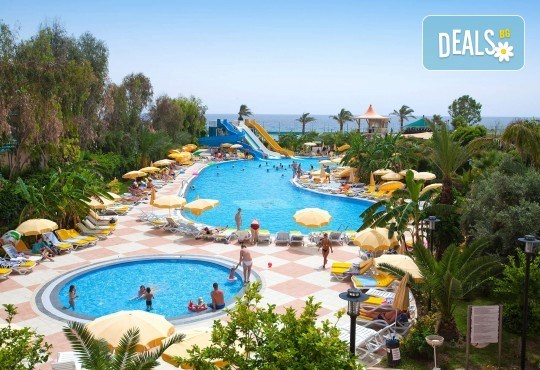 Почивка през септември в Stella Beach Hotel 5*, Алания, с BELPREGO Travel ! 7 нощувки на база All Inclusive, възможност за транспорт - Снимка 2
