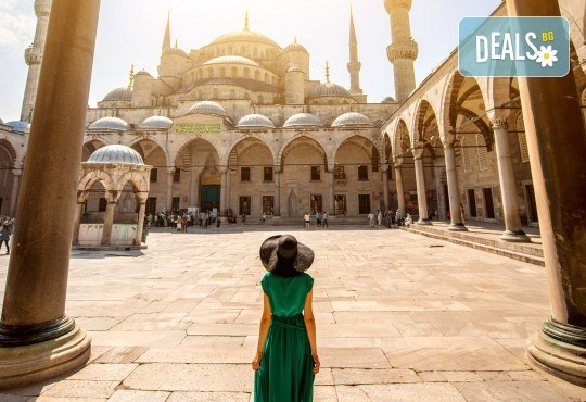 Лятна оферта за уикенд в Истанбул, с АБВ ТРАВЕЛС! 2 нощувки със закуски в хотел 3* , транспорт, посещение на Чорлу и Одрин, панорамна обиколка в Истанбул! - Снимка 2