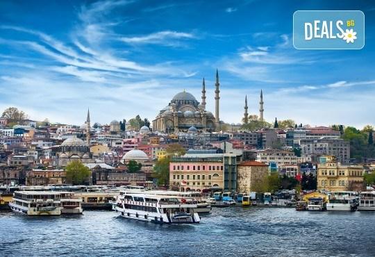 Лято в Истанбул: 2 нощувки, закуски, транспорт, панорамен тур, посещение на Чорлу и Одрин