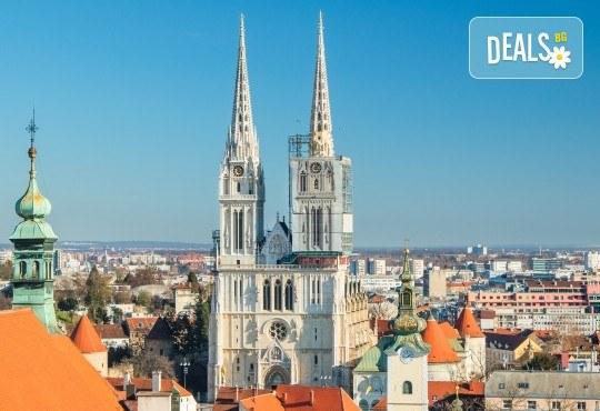 Пътешествие под небето на Тоскана, Италия! 4 нощувки със закуски в хотели 2/3* в Загреб и Флоренция, транспорт и богата програма - Снимка 5