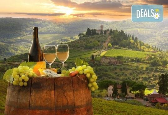Тоскана, Италия: 4 нощувки със закуски в хотели 2/3* в Загреб и Флоренция, транспорт
