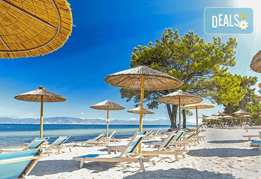 Уикенд почивка на о. Тасос, Гърция, през юни! 2 нощувки със закуски и вечери в хотел Esperia 3*, транспорт, екскурзовод и програма - Снимка 5
