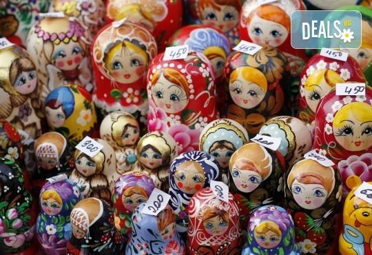 Потвърдена екскурзия- Русия и Балтийските столици, през юли, с АЛЕГРА ВИ ТУР! 15 нощувки в хотели 3 *, 13 закуски, транспорт, ферибот Талин - Хелзинки - Снимка 3