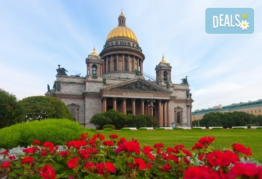 Потвърдена екскурзия- Русия и Балтийските столици, през юли, с АЛЕГРА ВИ ТУР! 15 нощувки в хотели 3 *, 13 закуски, транспорт, ферибот Талин - Хелзинки - Снимка 10