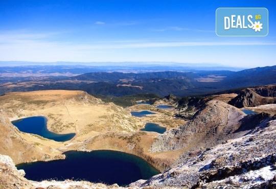 Еднодневна екскурзия до Седемте рилски езера през юли или август! Транспорт и екскурзовод от Глобул Турс! - Снимка 3