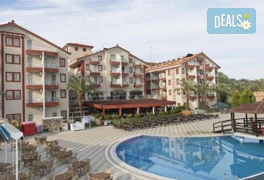 Last minute! Почивка в Сиде, Турция - 7 нощувки All Inclusive в хотел HANE SUN 5*, директен чартърен полет, летищни такси, багаж, трансфери - Снимка 2
