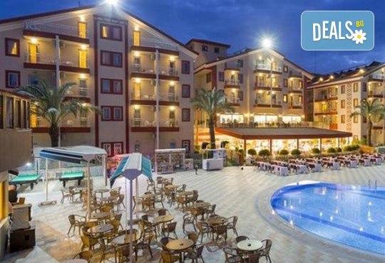 Last minute! Почивка в Сиде, Турция - 7 нощувки All Inclusive в хотел HANE SUN 5*, директен чартърен полет, летищни такси, багаж, трансфери - Снимка 4