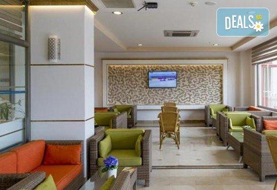 Last minute! Почивка в Сиде, Турция - 7 нощувки All Inclusive в хотел HANE SUN 5*, директен чартърен полет, летищни такси, багаж, трансфери - Снимка 6