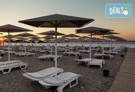 Last minute! Почивка в Кемер, Турция - 7 нощувки All Inclusive в хотел Larissa Sultan's Beach Hotel 4*, директен чартърен полет, летищни такси, багаж, трансфери - Снимка 3