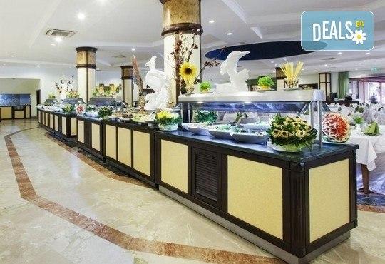 Last minute! Почивка в Сиде, Турция - 7 нощувки All Inclusive в хотел Larissa Stone Palace Hotel 5*, директен чартърен полет, летищни такси, багаж, трансфери - Снимка 8