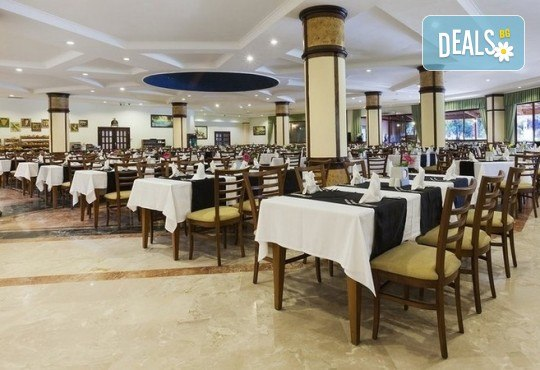 Last minute! Почивка в Сиде, Турция - 7 нощувки All Inclusive в хотел Larissa Stone Palace Hotel 5*, директен чартърен полет, летищни такси, багаж, трансфери - Снимка 9