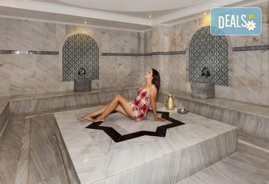 Last minute! Почивка в Сиде, Турция - 7 нощувки All Inclusive в хотел Larissa Stone Palace Hotel 5*, директен чартърен полет, летищни такси, багаж, трансфери - Снимка 16