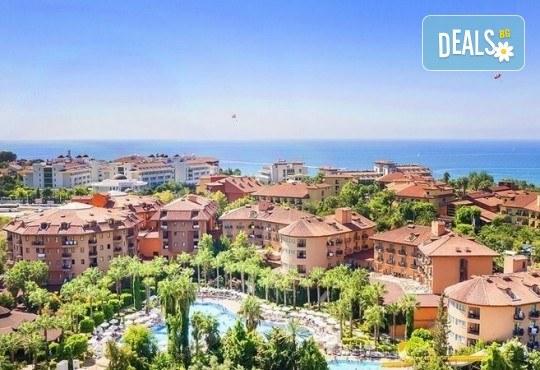 Last minute! Почивка в Сиде, Турция - 7 нощувки All Inclusive в хотел Larissa Stone Palace Hotel 5*, директен чартърен полет, летищни такси, багаж, трансфери - Снимка 21