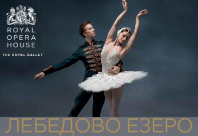 Ексклузивно в Кино Арена - най-любимия класически балет! ЛЕБЕДОВО ЕЗЕРО, спектакъл на Кралския балет в Лондон, на 18.07., 21.07. и 22.07., в киносалоните в страната - Снимка