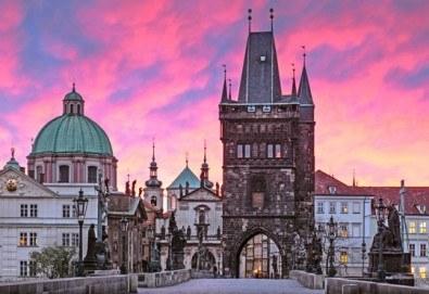 Екскурзия до Прага, Братислава, Гьор, Панонхалма през есента! 3 нощувки със закуски в хотел 2/3*, транспорт и възможност за посещение на Дрезден и Карлови Вари - Снимка