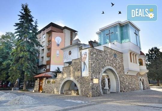 Екскурзия до Скопие, Охрид и Битоля! 2 нощувки в Apartments Joce, транспорт и възможност за посещение на манастира Свети Наум, Струга и Калище - Снимка 4