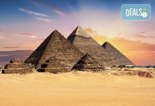 Почивка в Египет през есента! 7 нощувки на база All Inclusive в Seagull Beach Resort 4*+ в Хургада, самолетен билет, летищни такси и трансфери - Снимка 5