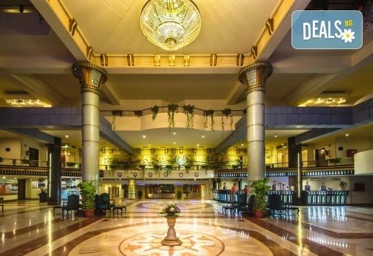 Почивка в Египет през есента! 7 нощувки на база All Inclusive в Seagull Beach Resort 4*+ в Хургада, самолетен билет, летищни такси и трансфери - Снимка 20