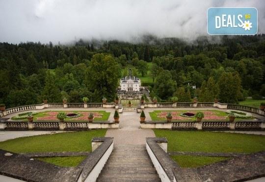 Екскурзия през септември до приказните Баварски замъци! 5 нощувки със закуски в хотели 2*/3*, транспорт, панорамни обиколки на Любляна и Инсбрук и посещение на замъка Блед! - Снимка 7