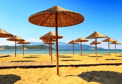 Еднодневна екскурзия за плаж в Гърция - Керамоти! Транспорт, програма в Кавала и възможност за посещение на о. Тасос - Снимка