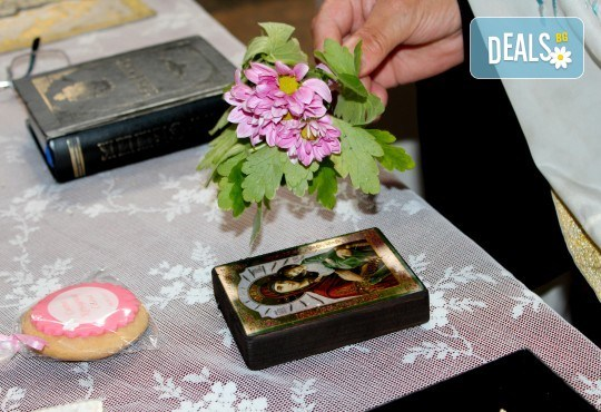 Фото и видео заснемане на кръщение! Неограничени обработени кадри, фотосесия, АРТ кадри, FULL HD видео, монтаж на материала и DVD с луксозна обложка - Снимка 12