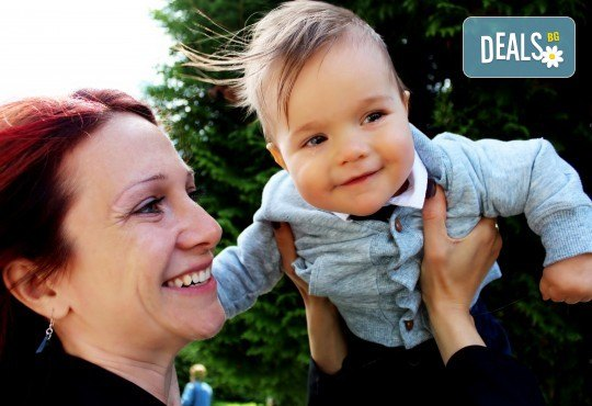 Фотозаснемане на кръщение - неограничен брой обработени кадри, фотосесия, АРТ кадри и DVD с луксозна обложка! - Снимка 1