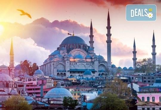 Лято в Истанбул и Одрин, Турция: 2 нощувки и закуски, транспорт и водач