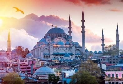 Шопинг и разходка в Истанбул през юли или август! 2 нощувки със закуски в хотел 3*, транспорт, екскурзовод и бонус: посещение на Одрин! - Снимка