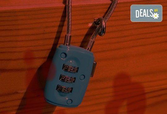 Покачете адреналина си с вълнуващата игра Синтагра: Капанът на серийния убиец! Разплетете загадката в Sintagra Escape Rooms! - Снимка 4