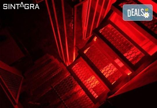 Покачете адреналина си с вълнуващата игра Синтагра: Капанът на серийния убиец! Разплетете загадката в Sintagra Escape Rooms! - Снимка 3