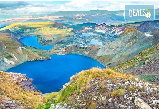 Last minute! Седемте рилски езера, юни/юли: транспорт, екскурзовод и планински водач