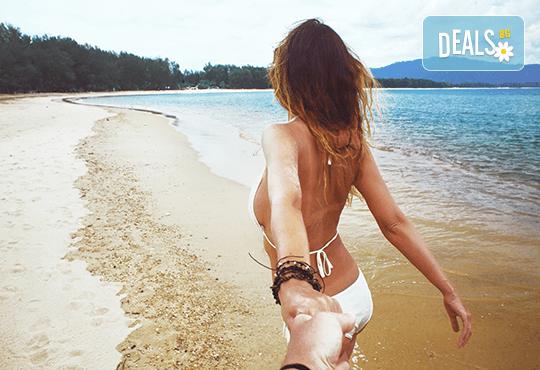 На плаж в Амолофи, Гърция! Еднодневна екскурзия с транспорт, екскурзовод и фото пауза в Кавала, с ТА Поход! - Снимка 1