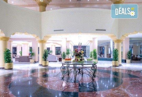 Почивка в Египет през есента! 7 нощувки на база All Inclusive в хотел Hawaii Le Jardain Aqua Park 5* в Хургада, самолетен билет, летищни такси и трансфери - Снимка 3